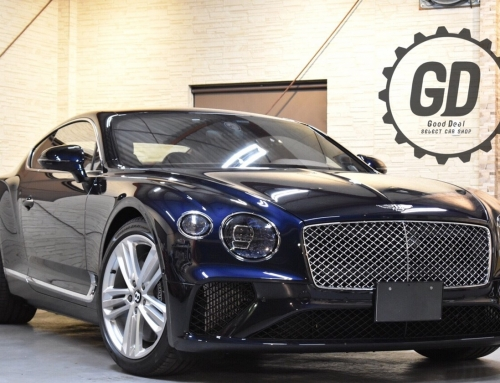 Bentley – Continental GT