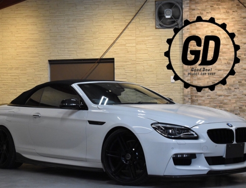 BMW – 640i Cabriolet