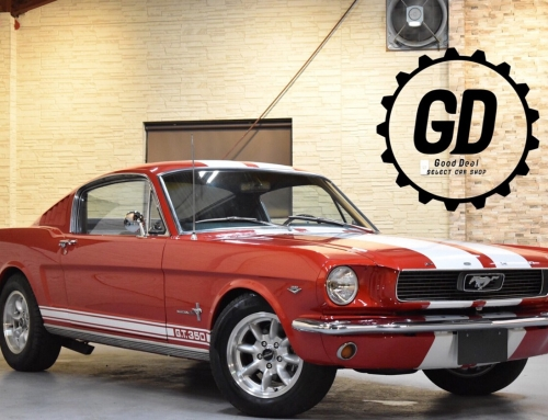 FORD – MUSTANG