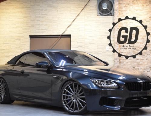 BMW – M6 cabriolet