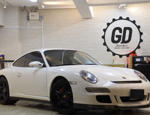 Porsche – 911 carrera 4S