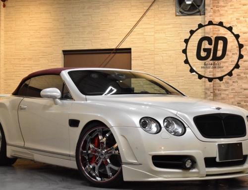 Bentley – ContinentalGTC