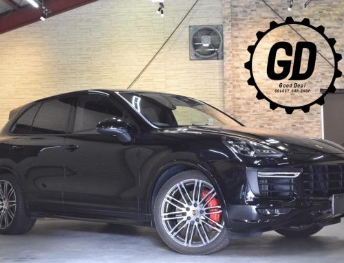 Porsche – Cayenne GTS