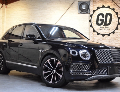 Bentley – Bentayga