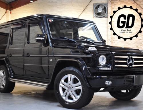 M.Benz – G550L