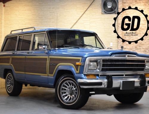 Jeep – Grandwagoneer