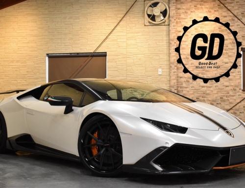 Lamborghini – Huracan
